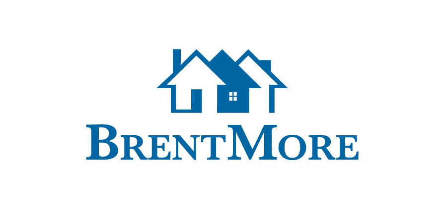BrentMore Logo Greg Yoder Graphic Design