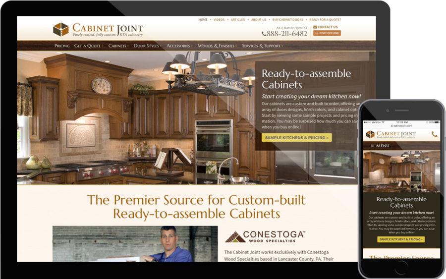 Cabinet Joint screenshot