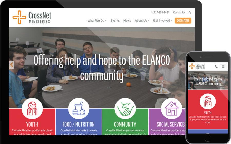 CrossNet Website