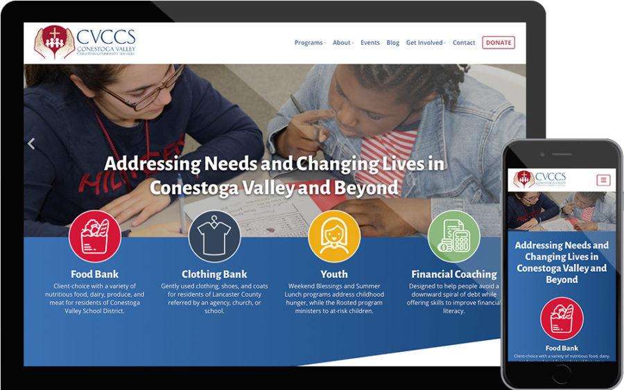 CVCCS Website