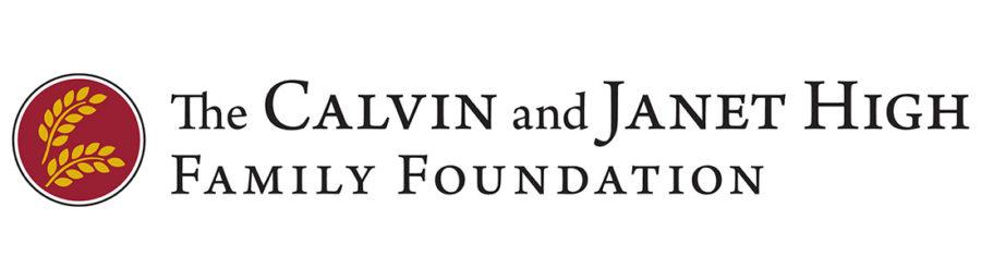 Calvin & Janet High Family Foundation logo